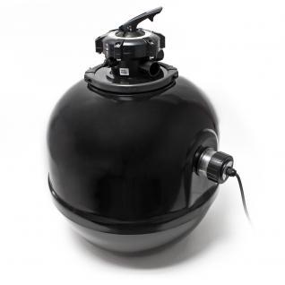 SunSun CSF-500 Teich Sand Bio Ball Filter UVC 36 W bis 50000 l Teiche