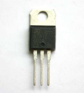 AOYUE Ersatzteil BTA12-600B TRIAC Transistor TO-220