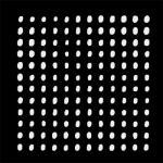 AOYUE DDR1 Reballing BGA Schablone 0.45 mm