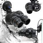 SunSun Dual-Strömungspumpe Wavemaker Süß- Salzwasser 6000 l/h 12W
