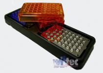 LED-IN-CAR Strobe Light Stroboskop Strobo Blitzer Frontblitzer 12V
