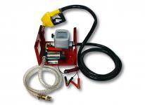 Bio Dieselpumpe Heizölpumpe selbstansaugend 24V/150W 40l/min Pistole