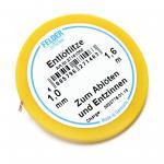 Felder flussmittelgetränkte Entlötlitze, gelb, 1.6m, 1, 0mm