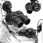SunSun Dual-Strömungspumpe Wavemaker Süß- Salzwasser 12000 l/h 24W