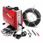 Rohrreinigungsgerät 390W 16mm Spirale Profi Abflussreiniger