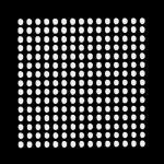 AOYUE XBOX360hANA Reballing BGA Schablone 0.60 mm