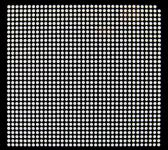 AOYUE 915PM 915 GM Reballing BGA Schablone 0.60 mm