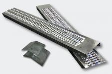 STAHL - Laderampe Auffahrrampe Verladerampen Verladeschienen bis 450kg