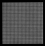 AOYUE WII GPU Reballing BGA Schablone 0.60 mm