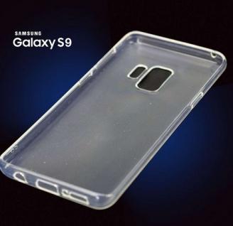 Tasche Samsung Galaxy S9 TPU Clear Case transparent