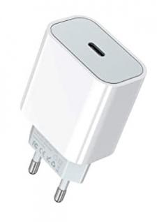 USB-C Lade stecker 20 Watt Schnell ladegerät - Vorschau 2