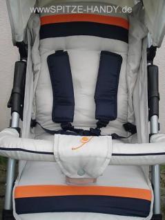 Jogger 3- Rad Kinder wagen Baby- Roadster - Vorschau 2