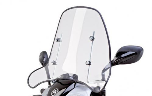 Wetter schutz scheibe Motorroller+ Motorrad Mofa