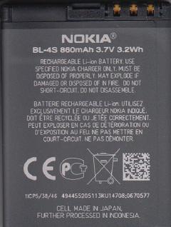 Nokia BL-4S Li Ionen Akku für Nokia X - Vorschau 2