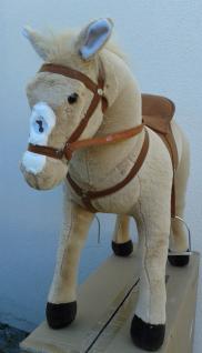 Plüsch Spiel pferd mit Wieher / Galopp geräusche - Vorschau 2