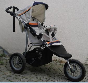 Jogger 3- Rad Kinder wagen Baby- Roadster - Vorschau 4