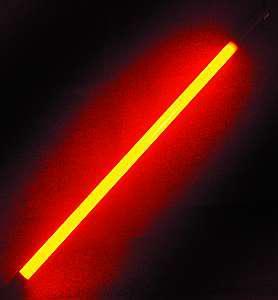Neon- Leucht stab in den Farben rot, blau, gelb, grün mit Schalter 100cm Länge - Vorschau 4