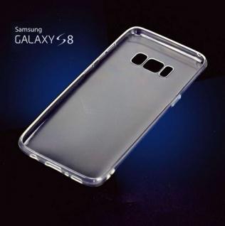 Tasche Samsung Galaxy S8 TPU Clear Case transparent