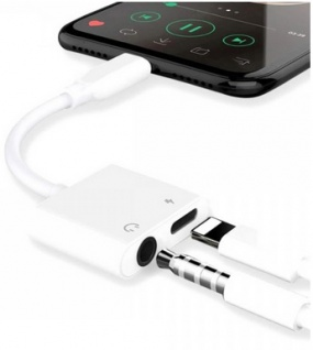 Spitze Lightning auf Lightning+ 3, 5 Jack Adapter kabel für iPhones