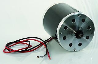 Elektro Motor für eBike, Scooter eRoller 24V- 500W - Vorschau 2