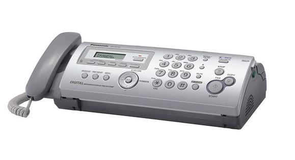 Normal- Papier Fax gerät mit Kopierer