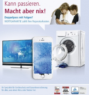 Smart phone, Handy, TV, Note book, Tablet, Stick, Elektronik - Wertgarantie PARTNER München Ost
