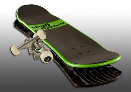 Skate und Snow+ Skate board in einem; SnoGlide All- Season SET