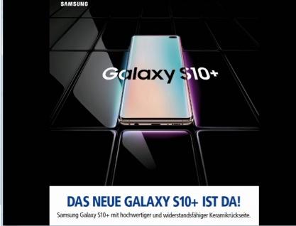 Galaxy S10 G973 mit 128GB + Flatrate mit 3GB LTE Highspeed Vertrag - Vorschau 3
