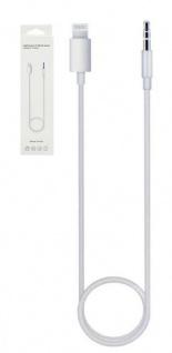 Apple Lightning auf 3, 5mm Aux Audio Kabel
