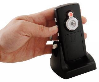 Überwachungs kamera mit Aufnahme auf SD-Karte