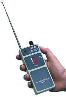 HF- Wanzen Detector oder Mini- Spion- Finder