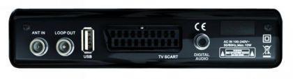 DVB-T Empfangs Receiver mit USB-Schnittstelle+ EPG - Vorschau 2