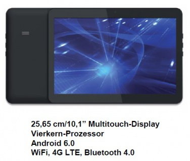 Tablet LTE 10 Zoll Android Pocket- PC