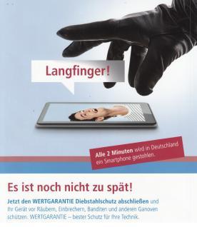 Smart phone, Handy, TV, Note book, Tablet, Stick, Elektronik - Wertgarantie PARTNER München Ost - Vorschau 3