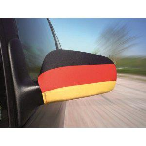 Auto- Aussen SPIEGEL Flagge Deutschland Germany