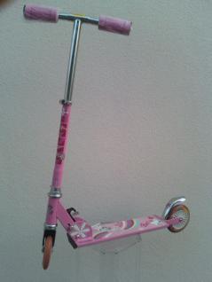 Barbie Scooter Schiebe Roller Kickboard Mia