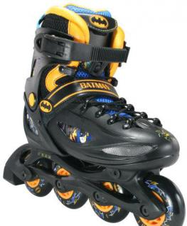 Inline Skate Kinder Roll schuhe BAT MAN 27-30
