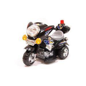 Elektro Motor- Dreirad für Kinder mit Hupe und Akku