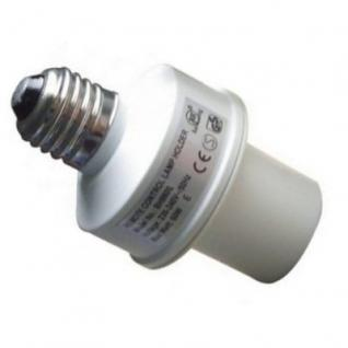 fern bedienbare Lampen fassung mit Dimmer SET - Vorschau 2