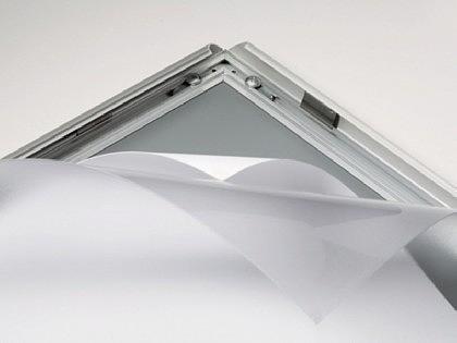 Werbe Klemm rahmen A1 Fenster Plakat Aufhänger - Vorschau 2