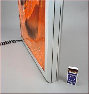 Werbe Display A1 Leuchtkasten doppelseitig Poster rahmen - Vorschau 2