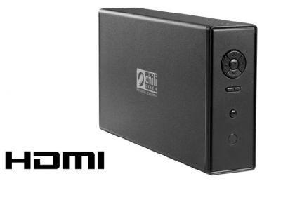 Multimedia- Fest platte mit HDMI- Anschluss 500 GB