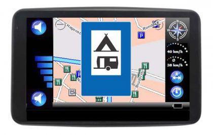 Navigon Auto Navigation+ 38 Länder Europa Karten - Vorschau 2