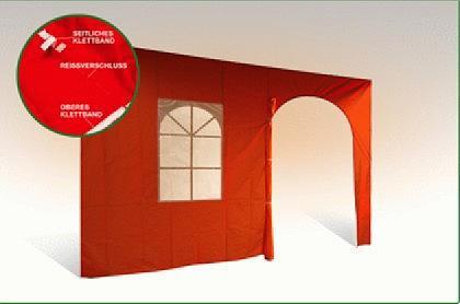 Messe Faltzelt Classic 3x4, 5m Pavillon in 10Farben - Vorschau 3