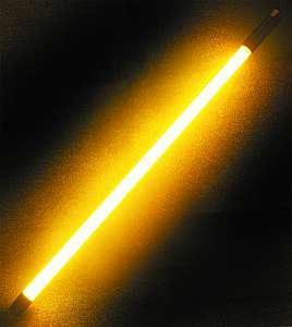 Neon- Leucht stab in den Farben rot, blau, gelb, grün mit Schalter 100cm Länge - Vorschau 3