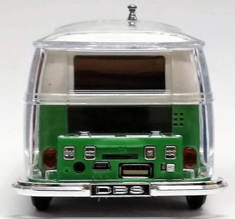 "Bluetooth Sound- Box als VW Bus ""Bulli"" Laut sprecher Multimedia Speaker - Vorschau 2"
