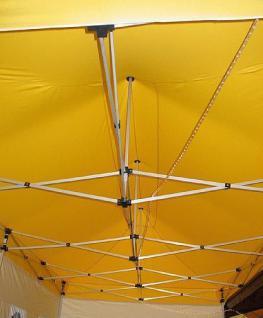 Messe Faltzelt Classic 3x4, 5m Pavillon in 10Farben - Vorschau 4