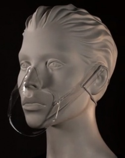 Smile by eGo Alltags maske aus Kunststoff - Das Original - Vorschau 2