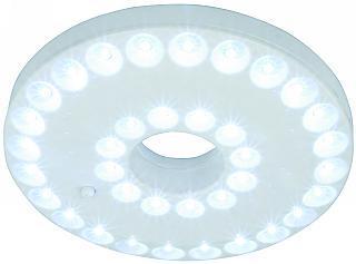 Schirm+ Camping Rund leuchte mit 36 LEDs - Vorschau 2