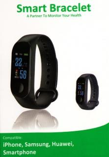 Smart Bracelet - Bluetooth Fitness- Tracker- Armband